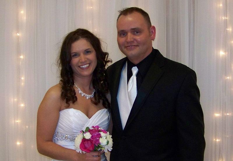 Hess-Klimek wedding