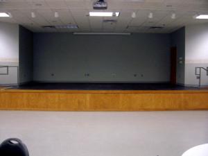 Paulson Room Projector