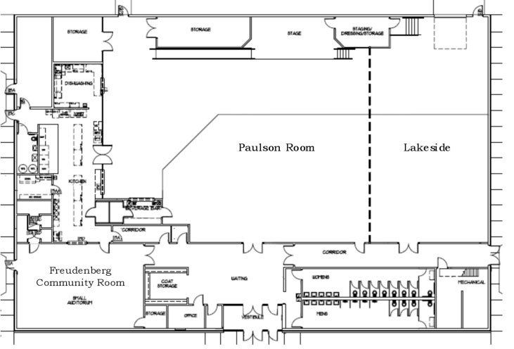 Center floor plan design 33 best images about hotel room for Wedding floor plan